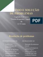 Raciocínio e Solução de Problemas
