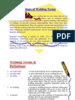 Welding Seminar - Terminology, Symbol & Metallurgy