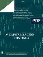 INTERESES DE CAPITALIZACION DISCRETA Y CONTINUA.pptx