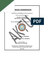 GEARLESS TRANSMISSION project file ORIGIONAL send geet