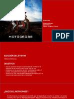 Marketing evento de Motocross