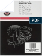 BS 273521 Twin Engine Repair Manual
