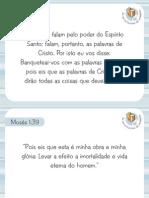 Escrituras Primária 2011