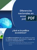 2. Diferencias nacionales en econom+Â¡a pol+A!tica