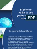 4. El entorno pol+Â¡tico - Una preocupaci+An esencial