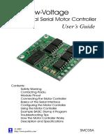 Polulo Low Voltage Driver Manual