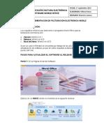 MANUAL IMPLEMENTACIÓN DE FACTURACIÓN ELECTRÓNICA WORLD OFFICE