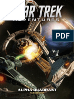 Star Trek Adventures - Alpha Quadrant Sourcebook