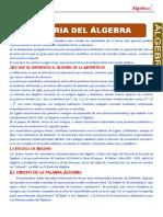 Historia-del-Álgebra vs Aritmética