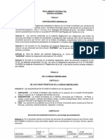 Reglamento Interno de Edificaciones