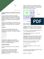 16ª Atividade de Matemática 9º ano(03-08-20 à 07-08-20)