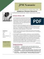 JPM January 2011 Newsletter