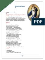 8 Diciembre Inmaculada Concepción
