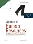 HR_DICTIONARY
