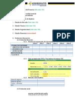 Formato presentación Evaluación del proyecto