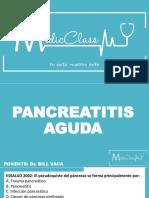 TEST PANCREATITIS AGUDA FASE 1