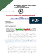 Enunciado 5-Casuistica PCGA