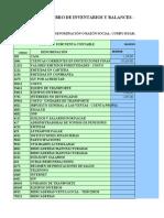 (CASO PRACTICO) BALANCE DE COMPROBACION (A1)