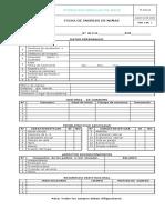 TF-145-V3  FICHA DE INGRESO DE NIÑAS