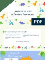 Possessive and Reflexive Pronouns