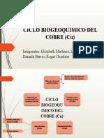 CICLO BIOGEOQUIMICO DEL COBRE (Cu)-2