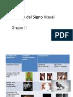 clasificación metáfora visual
