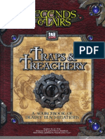 Traps and Treachery