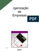 Contabilidade - Organizacao De Empresas