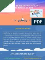 PERMISO DE SALIDA