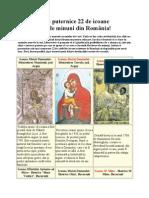 Iată cele mai puternice 22 de icoane făcătoare de minuni din România
