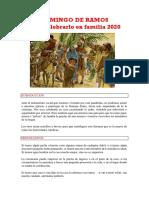 DOMINGO DE RAMOS_EN FAMILIA