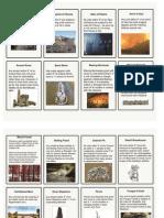 Warhammer Terrain Cards