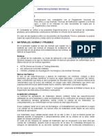 ESPECIFICACIONES TECNICAS PIEDRA RODADA