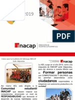 Presentación Academia de Liderazgo 2019 - Inacap