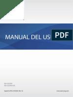 Samsung. Manual del usuario. SM-A207M