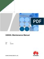 HUAWEI Ascend P1 LTE U9202L Maintenance Manual