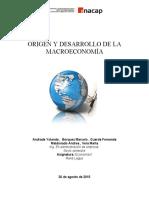 ENSAYO MACROECONOMIA