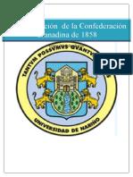 La-Constitución-de-la-Confederación-Granadina-de-1858.docx