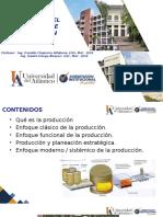 ENFOQUES DEL CONCEPTO DE PRODUCCIÓ