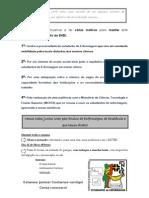 folheto divulgação C.R ENEE2010
