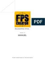 FPS Creator Manual
