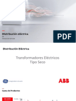 Catálogo de Transformadores secos - General electric.pdf