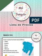 LISTA DE PRECIO.pptx