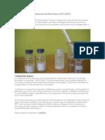 Extracción de Psilocibina (4-PO-DMT)