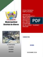 AGUA POTABLE Y SANEAMIENTO OLLEROS - HUARAZ.pdf