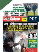 LE BUTEUR PDF du 21/01/2011