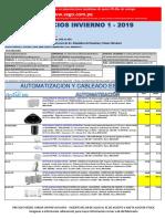 Lista de precios INVIERNO 1 2019 NETKORKING NO DPP