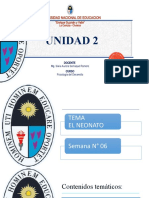 2. SEMANA 6 PPT Neonato