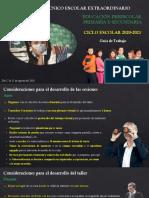 PRESENTACIÓN FASE EXTRAORDINARIA AGOSTO WEB