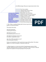 seven statistics tools